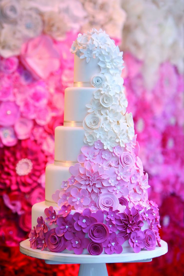 63 best Wedding ideas images on Pinterest | Cake wedding, Weddings ...