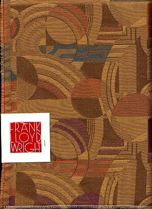 Fabric Produced By Schumacher And Coordinated With Frank Lloyd Wrightu0027s  Furniture For Heritage Henredon.