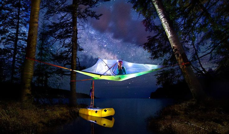 Tentsile * Connect Tree Tent - Our 2 Person Camping Hammock Tent