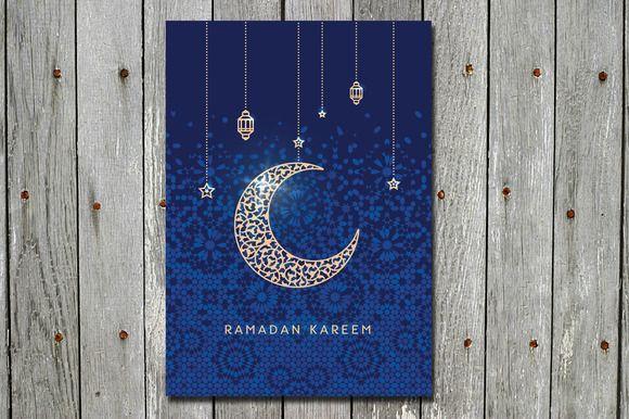 Ramadan Kareem Greetings Card by @Graphicsauthor http://greatislamicquotes.com