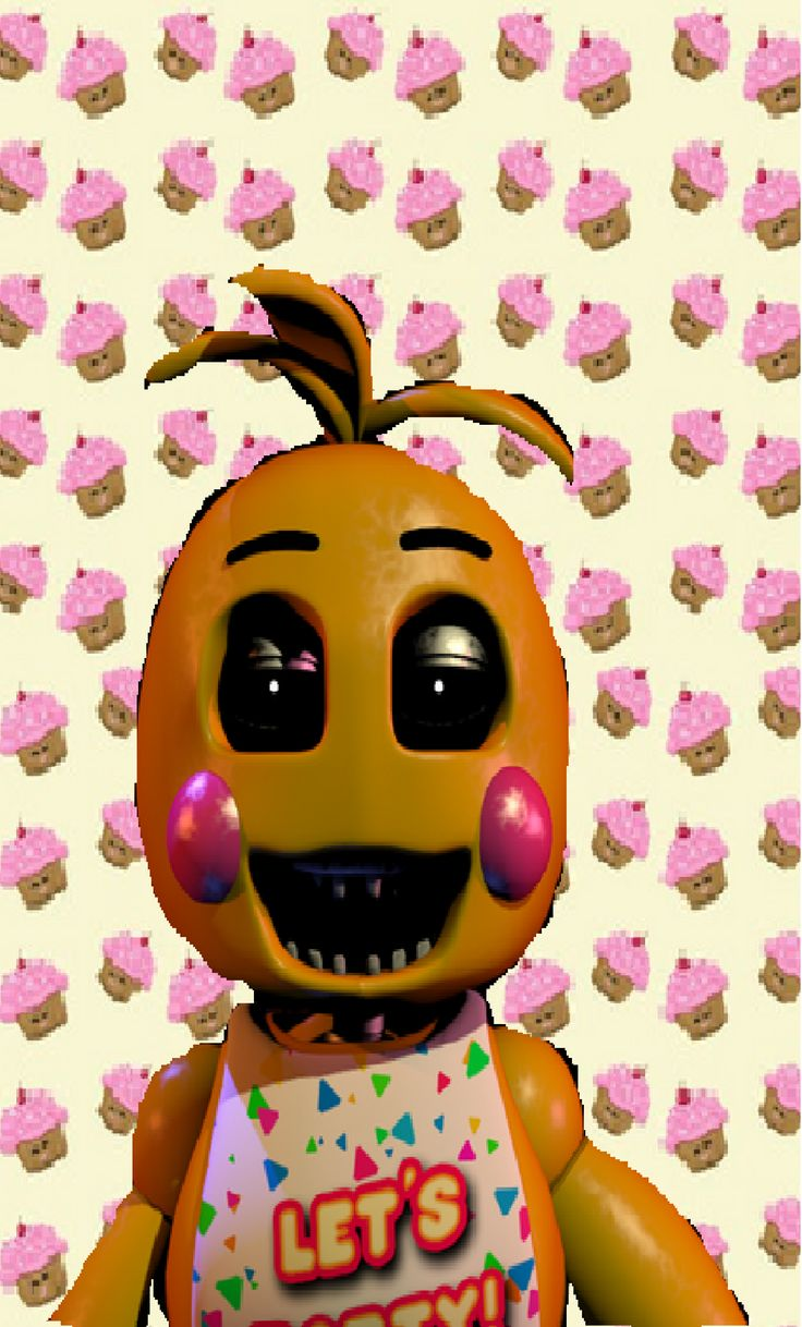 Made A Toy Chica Feel Free To Use