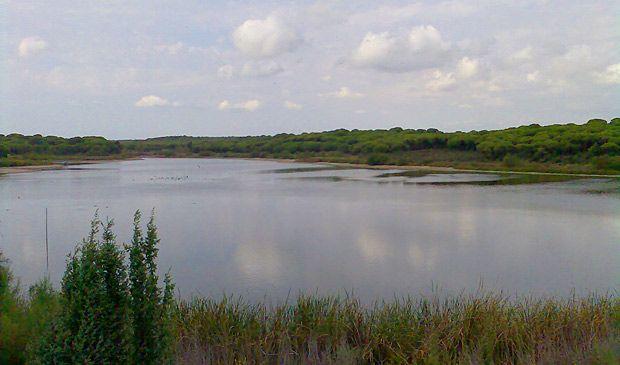 Laguna de El Portil. Huelva