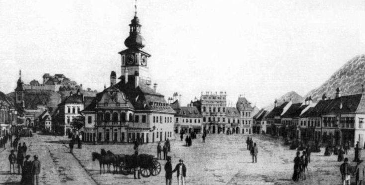 Orologiul din turnul Casei Sfatului - Cel mai batran contabil al timpului
