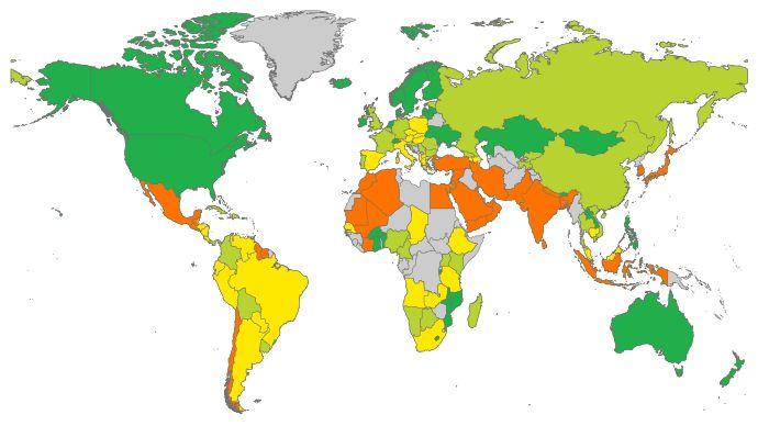 The Global Gender Gap Report, 2013