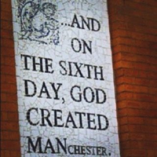 Northern Quarter, Manchester UK