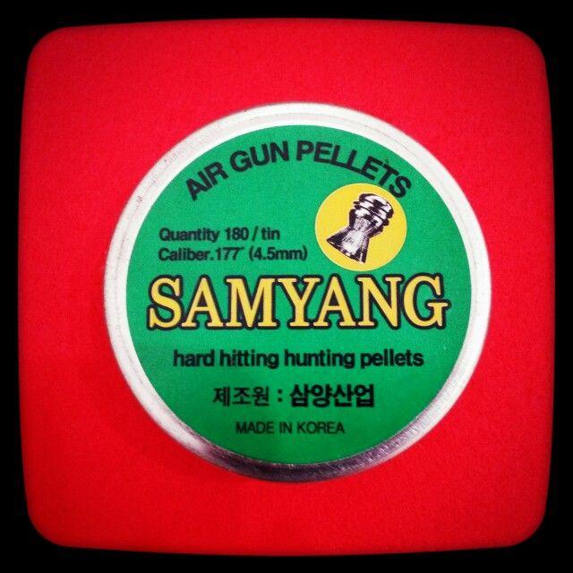 Samyang domed