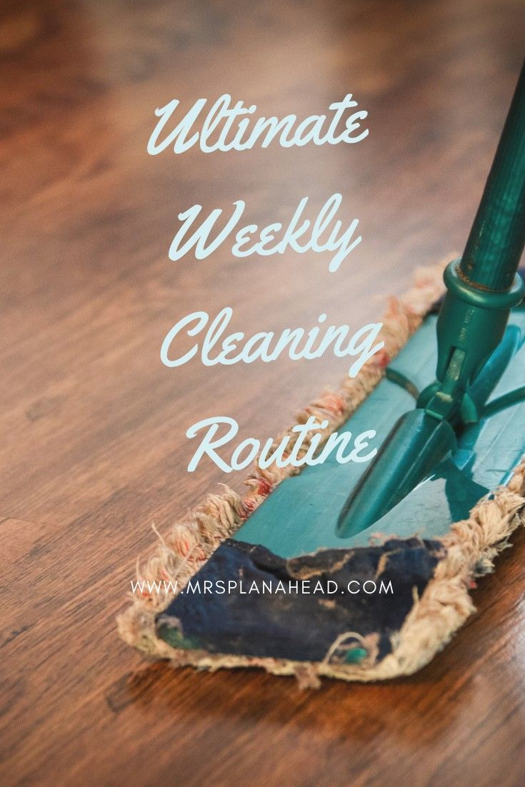 Here is my ultimate weekly cleaning schedule for working moms and sahm. A great …
