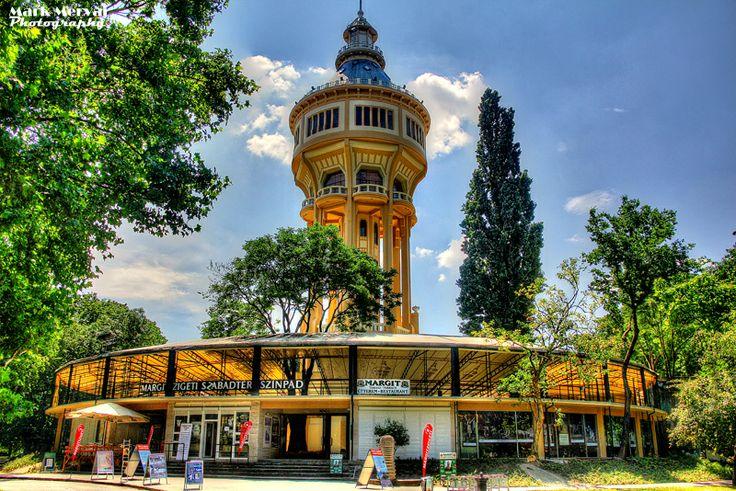 Margit Island - Water Tower