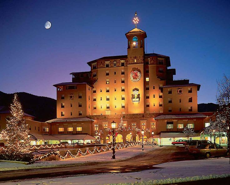 Hotel accommodations for 2 nights at the Broadmoor in Colorado Springs. Description from charitybuzz.com. I searched for this on bing.com/images