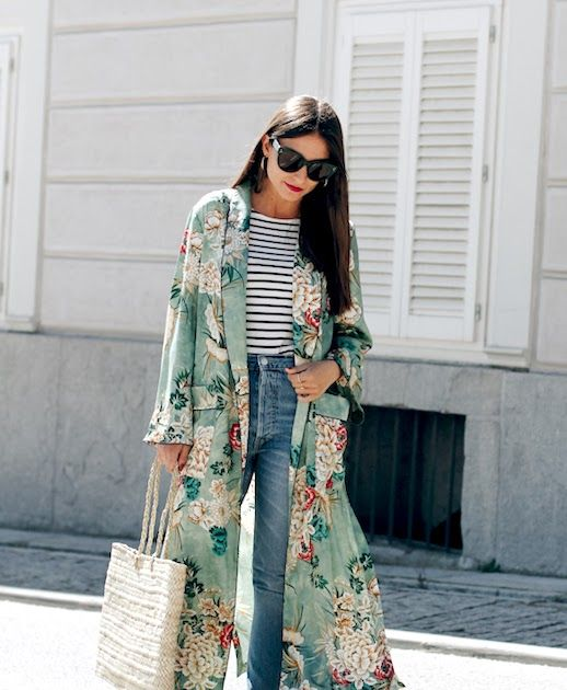 This blogger's look is perfect for the weekend.