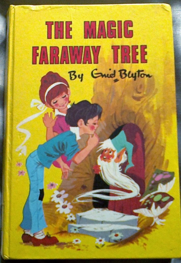 enid blyton book covers