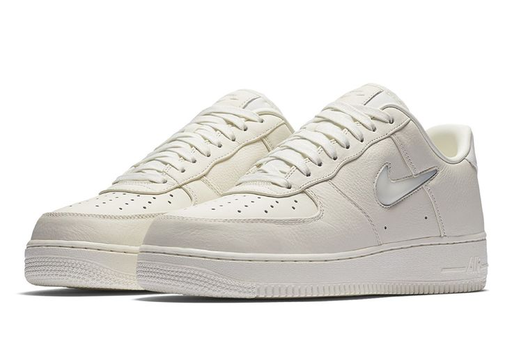 The Nike Air Force 1 Jewel is coming back later this year featuring both Low and Mid constructions with the alternate Jewel branding. Details here: