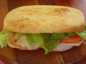Vivendo sem Glúten: Pão sem Glúten