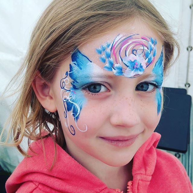 Angie H (@colourskidsfacepainting) • Instagram photos and videos
