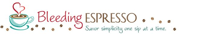 Bleeding Expresso - Simplicity & Southern Italy