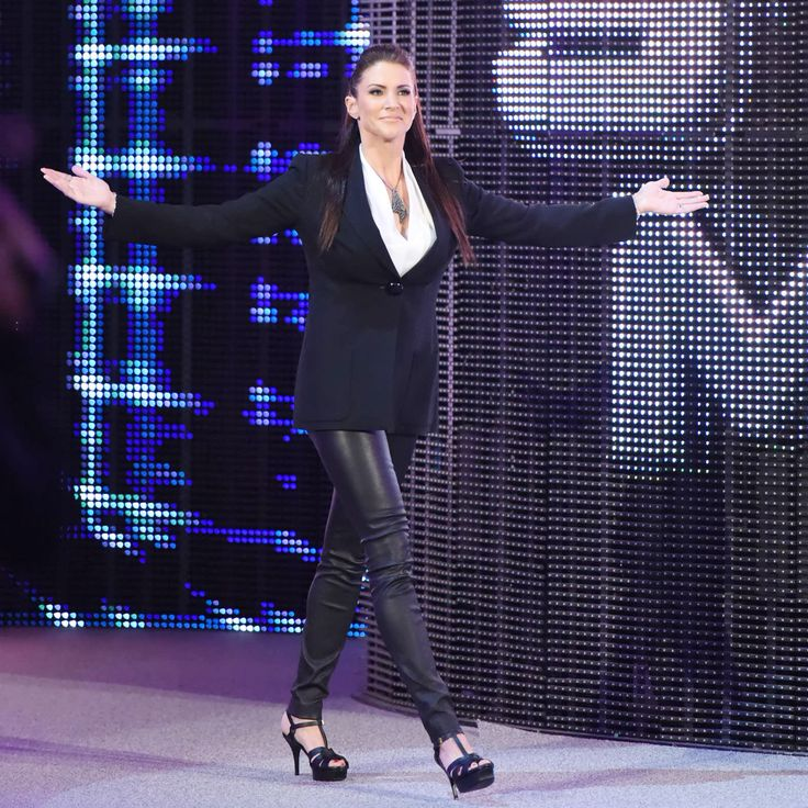 Stephanie McMahon at WWE Payback 2016