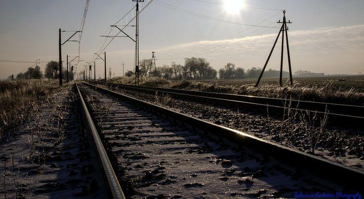 tracks by Sebastian Lacherski on 500px