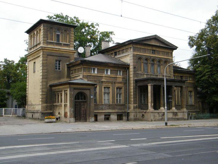 Willa Flora w Poznaniu