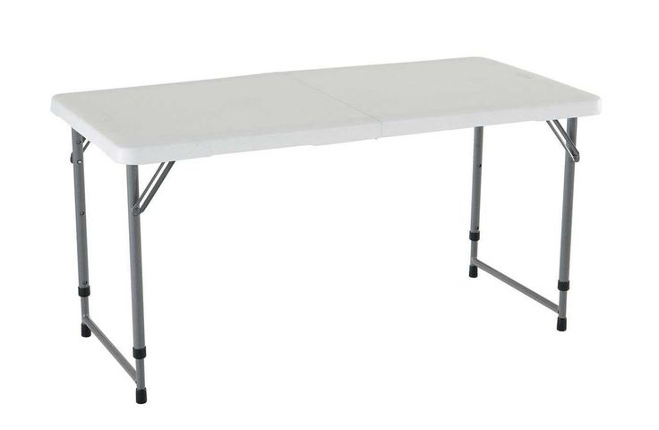 Folding Table Legs Counter Height