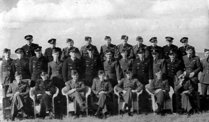 312 Sqn photo at RAF Harrowbeer Oct 1942