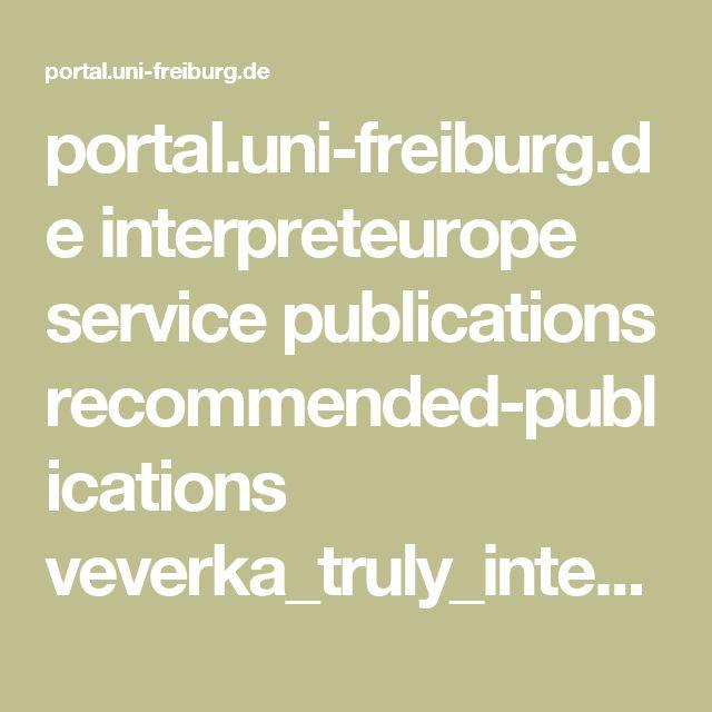 portal.uni-freiburg.de interpreteurope service publications recommended-publications veverka_truly_interpretive_exhibits.pdf