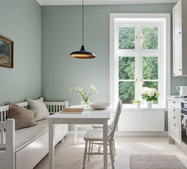 Light Green Kitchen Paint: Best 25+ Light Green Walls Ideas On Pinterest