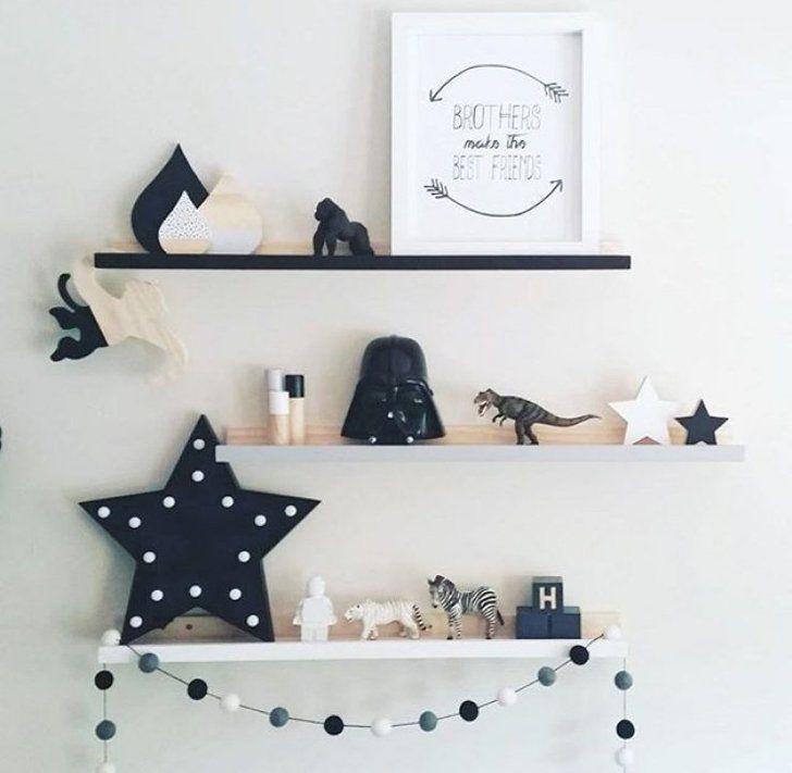 Las estanterías más trendy están en el cuarto infantil http://www.decopeques.com/estanterias-trendy-decobebes/