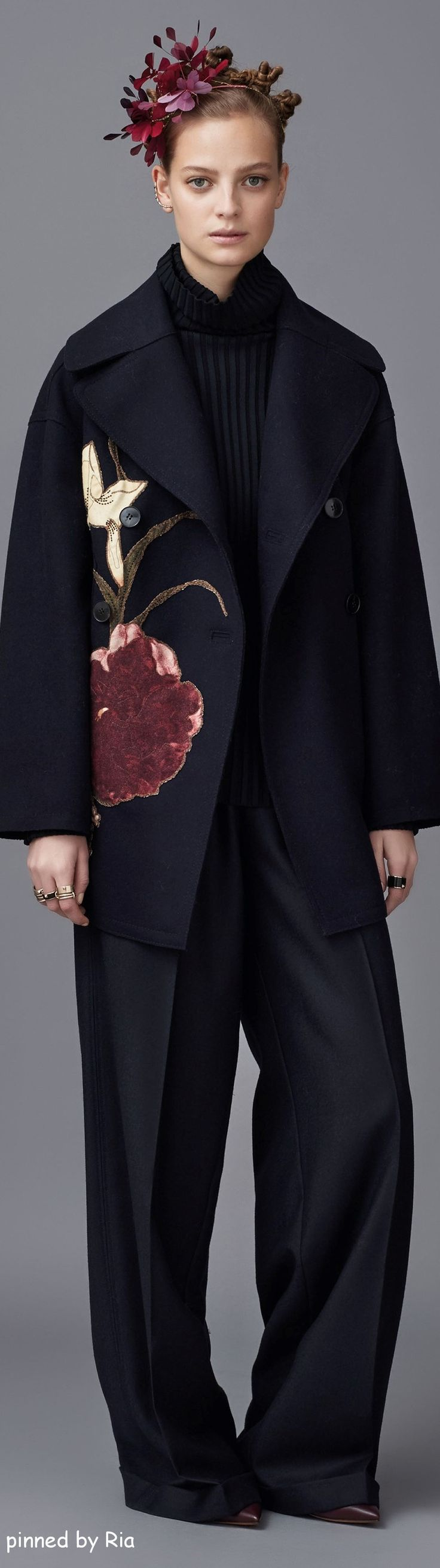 Valentino Pre Fall 2016 l Ria I really love this but I'm not sure I'd wear it often. Any thoughts?