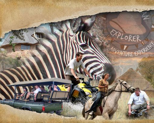 African Explorer - Your Bushveld Adventure Experience