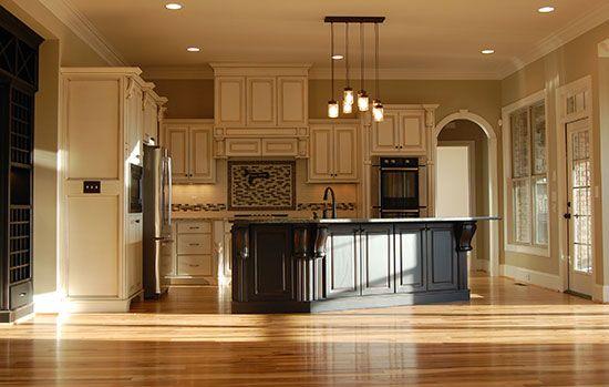kitchen | Craftsman One Story - The Sagecrest - Don Gardner