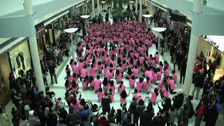 Anti-Bullying Flashmob January 2011