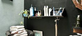 Out of the Closet: How To Make a Rope Wrapped Hanging Clothes Bar | Apartment Therapy