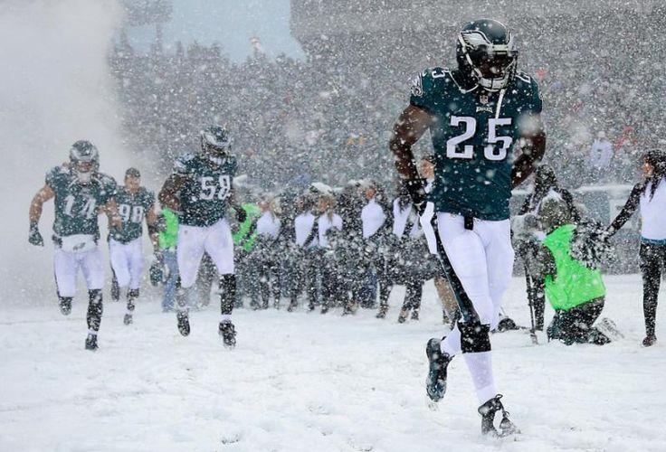 Philadelphia Eagles' LeSean McCoy takes