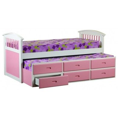 A Convenient Bed For Storing Guest Out Of The Way And Providing You With Storage Small BedroomsSingle
