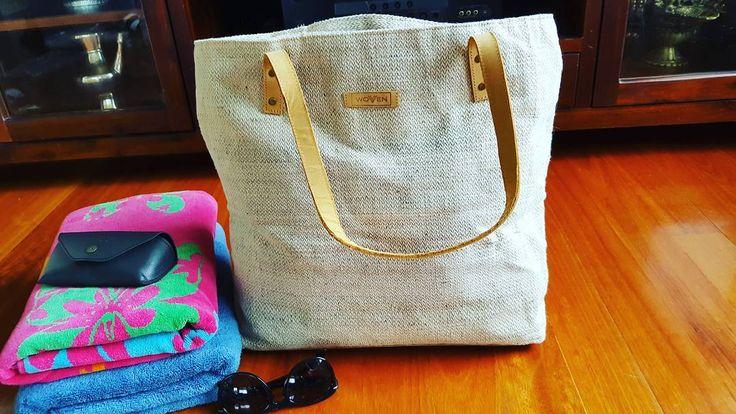 #handmade #beachbags at #kaaya