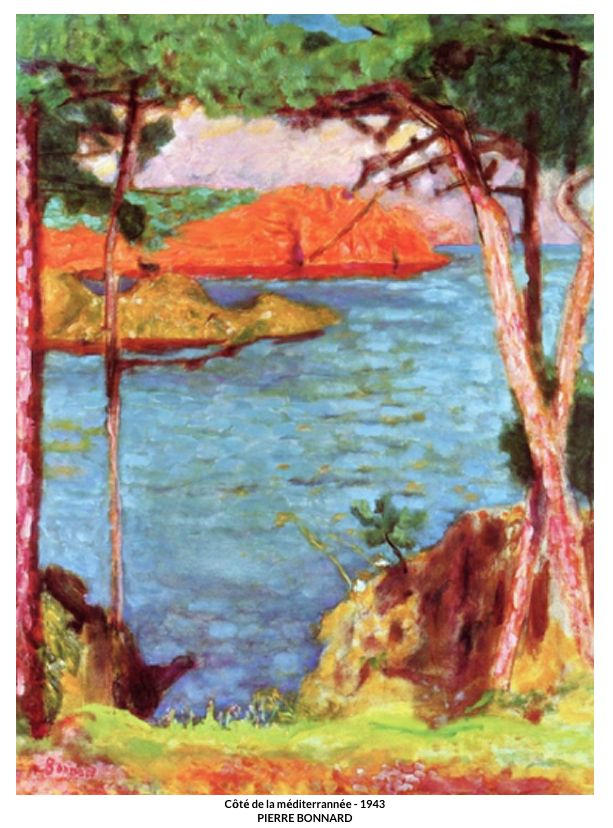 Pierre Bonnard, peintre du bonheur - Passeur dArts                                                                                                                                                                                 Plus