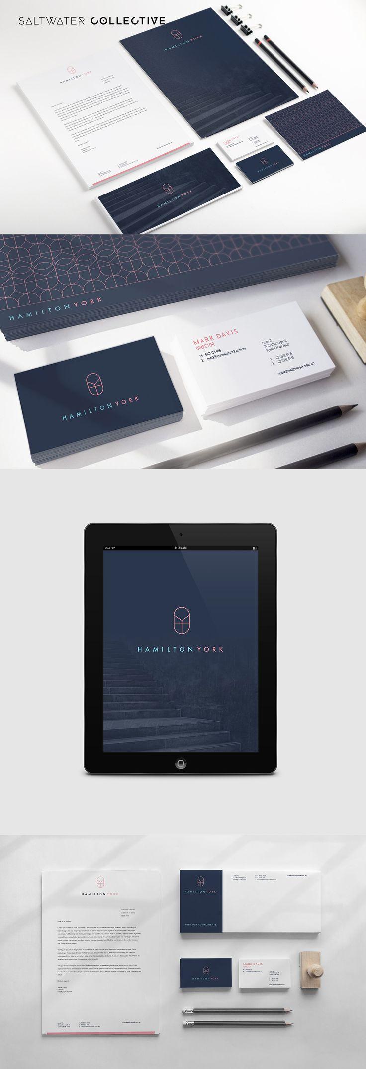 New brand creation for Hamilton York #DesignedBySWC