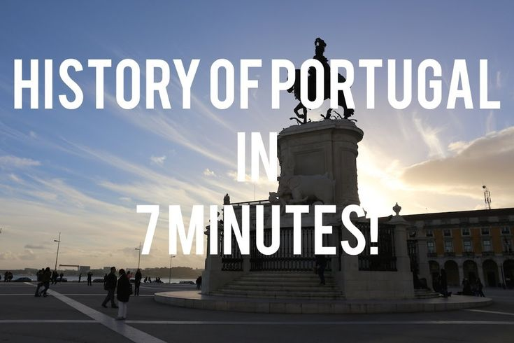 History of Portugal in 7 Minutes!