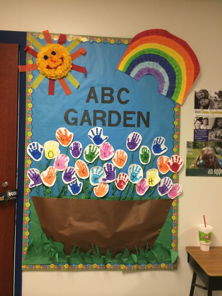 Classroom Ideas For Special Needs Students ~ Best ideas about garden bulletin boards on pinterest