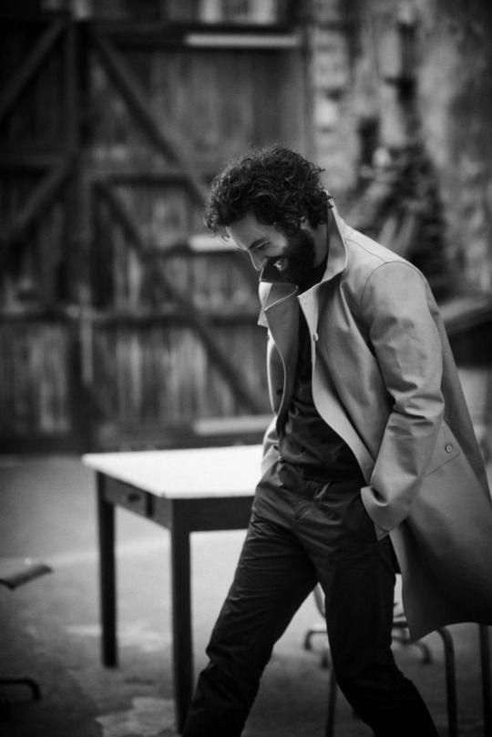 Aidan Turner by Tomo Brejc