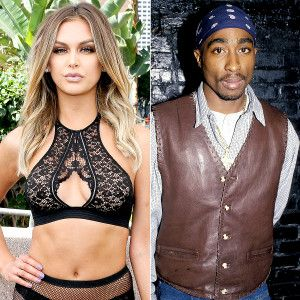 Pump Rules Lala Kent Thinks Tupac 'Took Over' Her Body After His Death