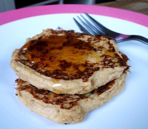 Low Carb Grain Free Vegan Pancakes | Fitnesstreats.com