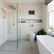 45+ Facts About Bathroom Shelves Over Toilet Modern 23   – Bathroom – #bathroom …   – shelves