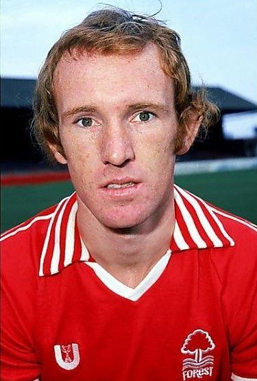 Ian Bowyer Nottingham Forest 1977
