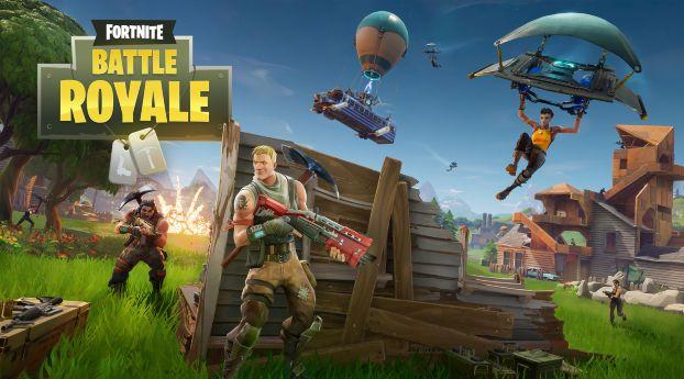 Hd Wallpapers 1080p Apple Download Fortnite Battle Royale Full Hd Full High