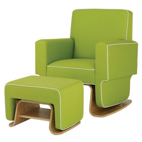 Glider Chairs for Nursery | modern rockers 6 ultra contemporary gliders for modern nurseries