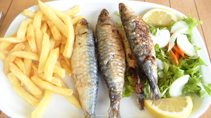 Portugese Sardines - best ever!!!