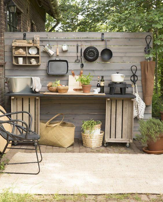 Outdoor Kitchen Decor Small Outdoor Kitchens Diy Outdoor Kitchen Simple Outdoor Kitchen