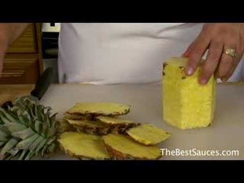 I had kept myself away from cutting a pineapple for many years. This was more of a fear of the unfolded. I preferred to use the canned pineapple to trying out the hard and messy task of cutting a p…