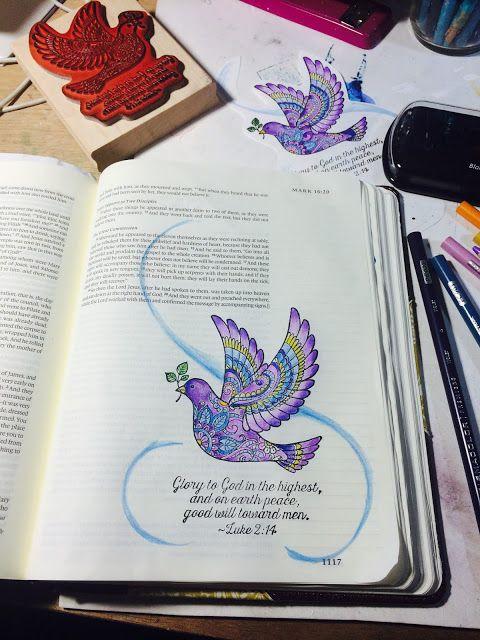 Bible Journaling Graceful Palette